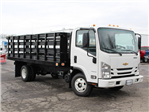2016 LCF 3500 Regular Cab, Knapheide Stake Bed #16C342T - photo 1