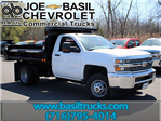 2017 Silverado 3500 Regular Cab 4x4, Air-Flo Dump Body #17C104T - photo 1