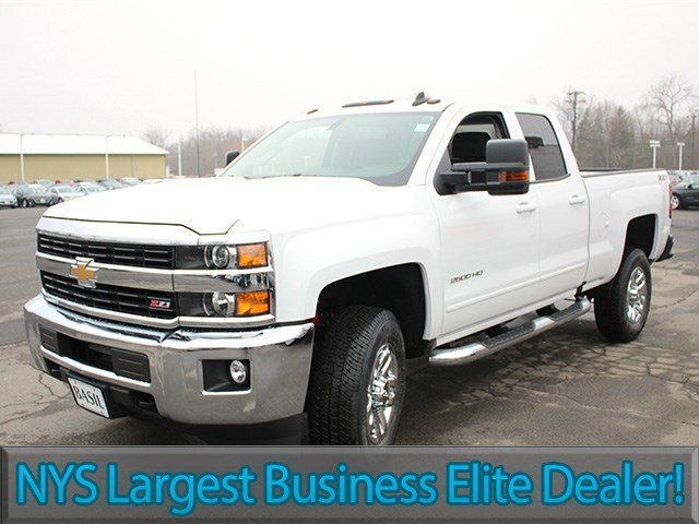 2017 Silverado 2500 Double Cab 4x4, Pickup #17C105T - photo 3