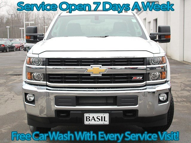2017 Silverado 2500 Double Cab 4x4, Pickup #17C105T - photo 4