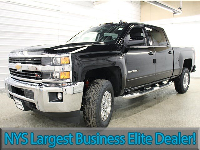 2017 Silverado 2500 Crew Cab 4x4, Pickup #17C106T - photo 3