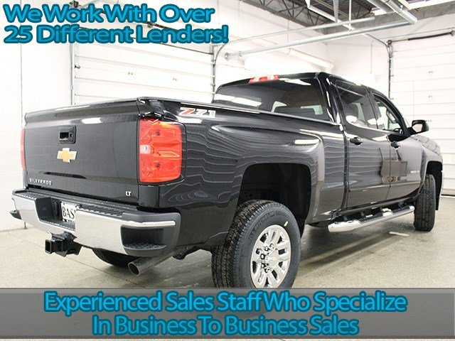 2017 Silverado 2500 Crew Cab 4x4, Pickup #17C106T - photo 2
