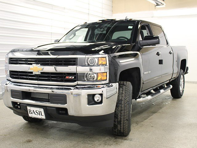 2017 Silverado 2500 Crew Cab 4x4, Pickup #17C106T - photo 7