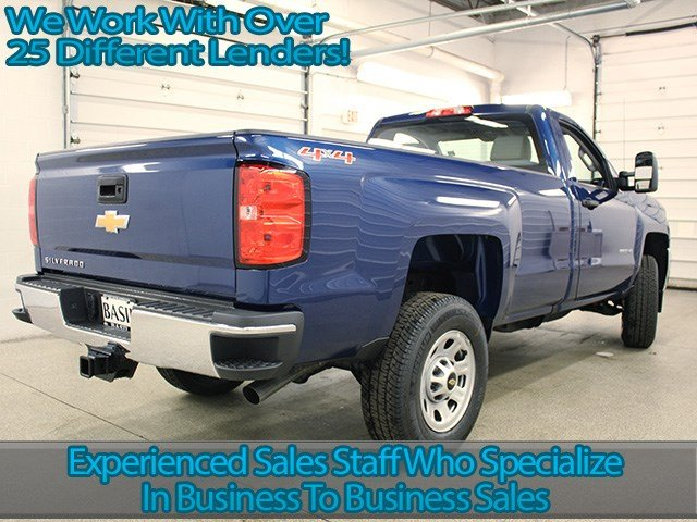 2017 Silverado 2500 Regular Cab 4x4, Pickup #17C109T - photo 2