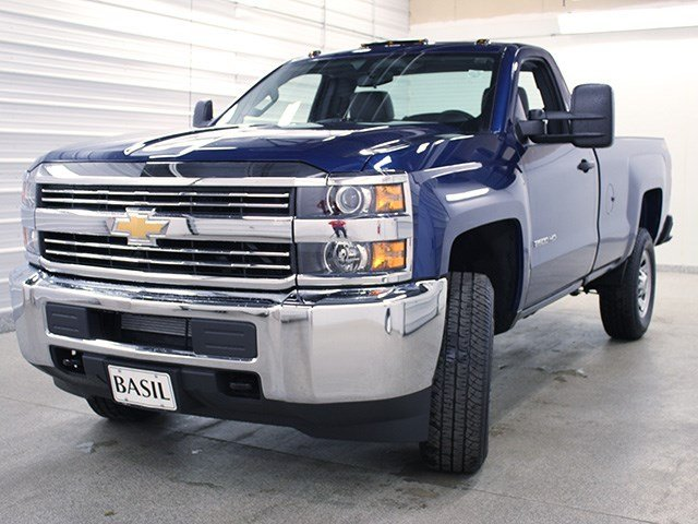 2017 Silverado 2500 Regular Cab 4x4, Pickup #17C109T - photo 7