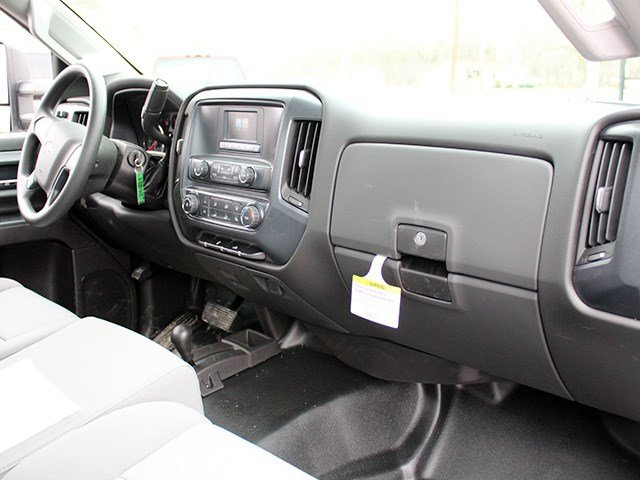 2017 Silverado 3500 Regular Cab 4x4, Knapheide Stake Bed #17C110T - photo 19