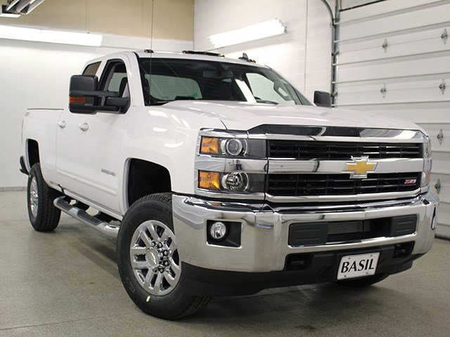 2017 Silverado 2500 Double Cab 4x4, Pickup #17C116T - photo 9