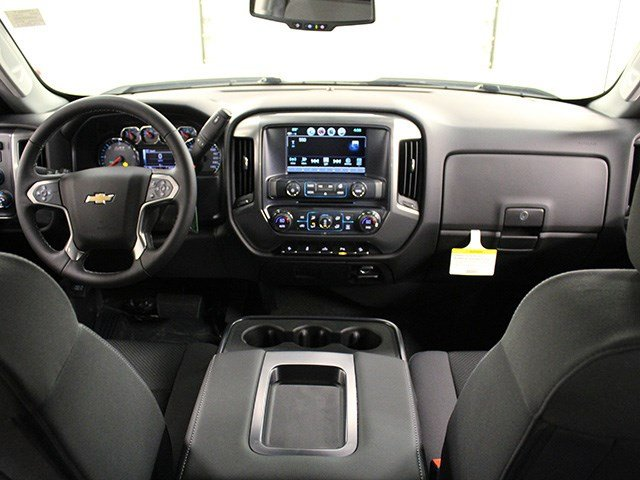 2017 Silverado 2500 Double Cab 4x4, Pickup #17C116T - photo 18