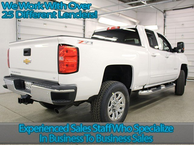 2017 Silverado 2500 Double Cab 4x4, Pickup #17C116T - photo 2