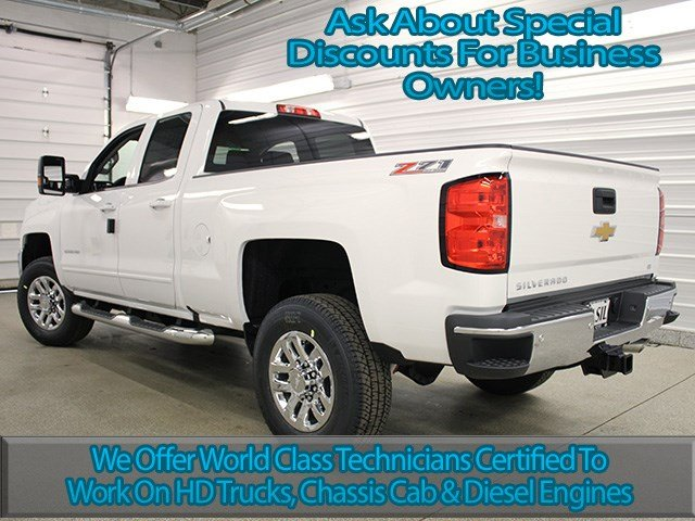 2017 Silverado 2500 Double Cab 4x4, Pickup #17C116T - photo 7