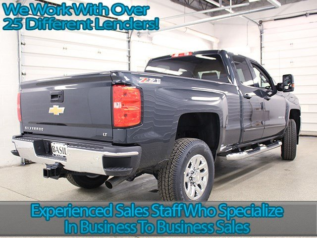 2017 Silverado 2500 Double Cab 4x4, Pickup #17C117T - photo 2