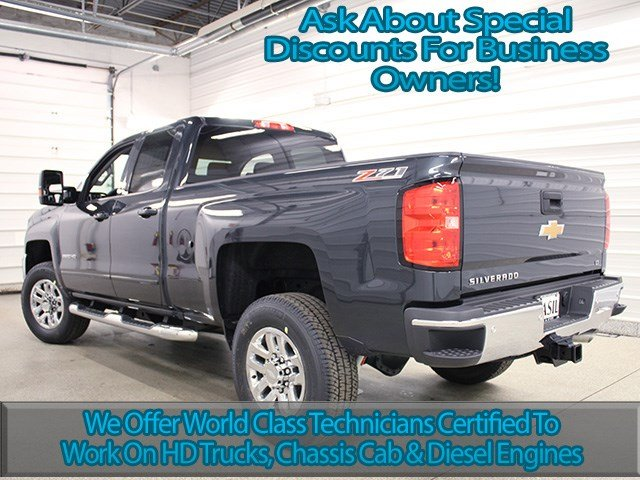 2017 Silverado 2500 Double Cab 4x4, Pickup #17C117T - photo 6