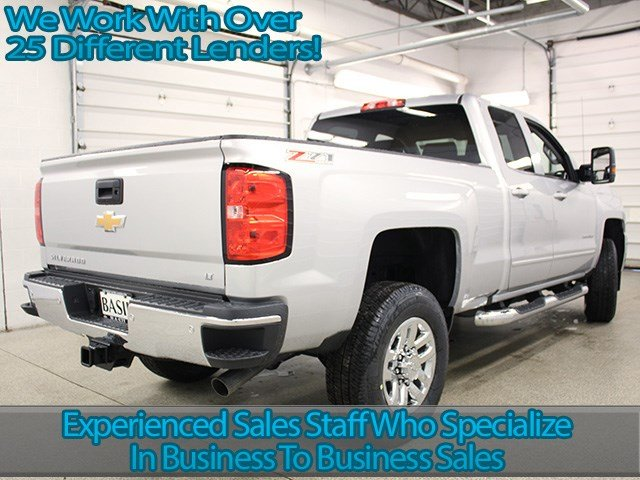2017 Silverado 2500 Double Cab 4x4, Pickup #17C119T - photo 2
