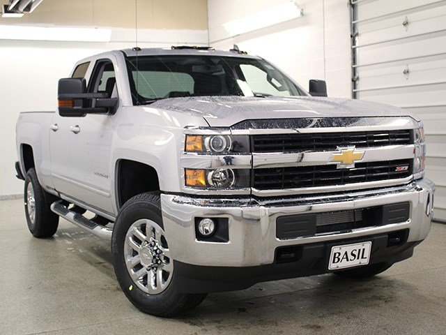 2017 Silverado 2500 Double Cab 4x4, Pickup #17C119T - photo 8