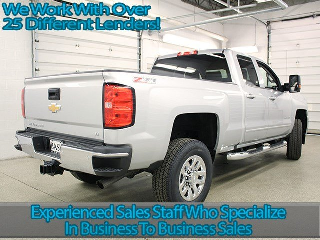 2017 Silverado 2500 Double Cab 4x4, Pickup #17C120T - photo 2