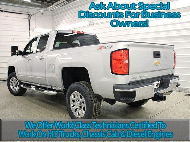 2017 Silverado 2500 Double Cab 4x4, Pickup #17C120T - photo 6