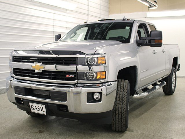 2017 Silverado 2500 Double Cab 4x4, Pickup #17C120T - photo 7