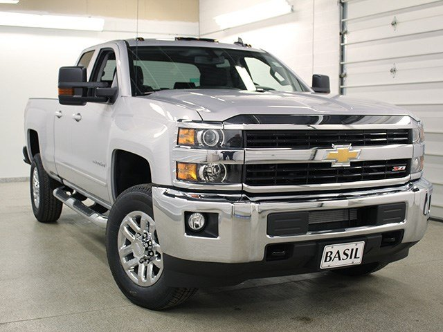 2017 Silverado 2500 Double Cab 4x4, Pickup #17C120T - photo 8