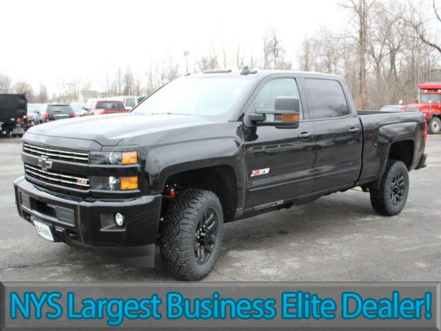 2017 Silverado 2500 Crew Cab 4x4, Pickup #17C121T - photo 3