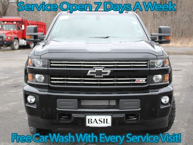 2017 Silverado 2500 Crew Cab 4x4, Pickup #17C121T - photo 4
