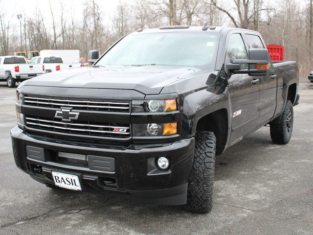 2017 Silverado 2500 Crew Cab 4x4, Pickup #17C121T - photo 8
