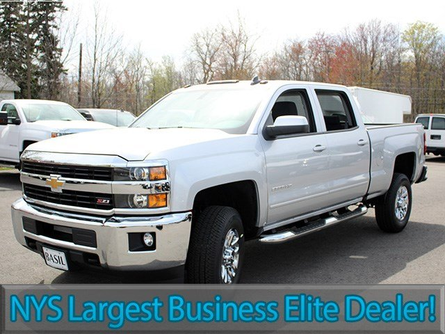 2017 Silverado 2500 Crew Cab 4x4, Pickup #17C122T - photo 3