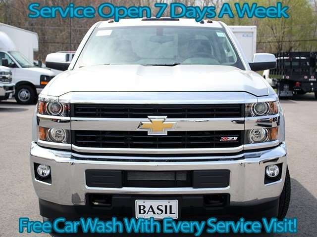 2017 Silverado 2500 Crew Cab 4x4, Pickup #17C122T - photo 4