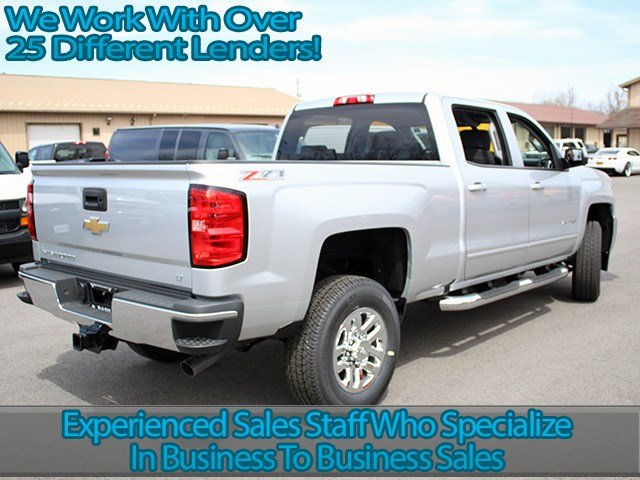 2017 Silverado 2500 Crew Cab 4x4, Pickup #17C122T - photo 2