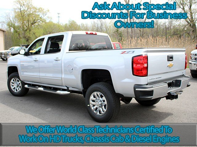 2017 Silverado 2500 Crew Cab 4x4, Pickup #17C122T - photo 6