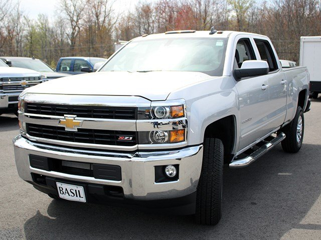 2017 Silverado 2500 Crew Cab 4x4, Pickup #17C122T - photo 7