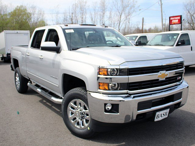 2017 Silverado 2500 Crew Cab 4x4, Pickup #17C122T - photo 8