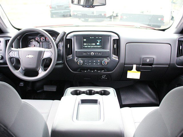 2017 Silverado 2500 Double Cab 4x4, Pickup #17C123T - photo 16