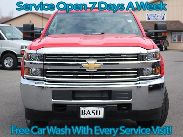 2017 Silverado 2500 Double Cab 4x4, Pickup #17C123T - photo 4