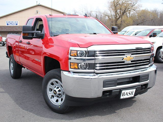 2017 Silverado 2500 Double Cab 4x4, Pickup #17C123T - photo 8