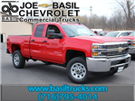 2017 Silverado 2500 Double Cab 4x4, Pickup #17C123T - photo 1