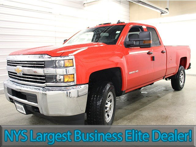 2017 Silverado 2500 Double Cab 4x4, Pickup #17C124T - photo 3