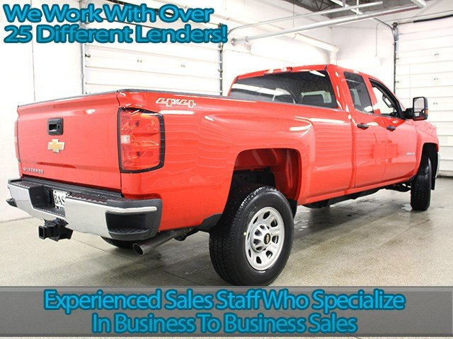 2017 Silverado 2500 Double Cab 4x4, Pickup #17C124T - photo 2