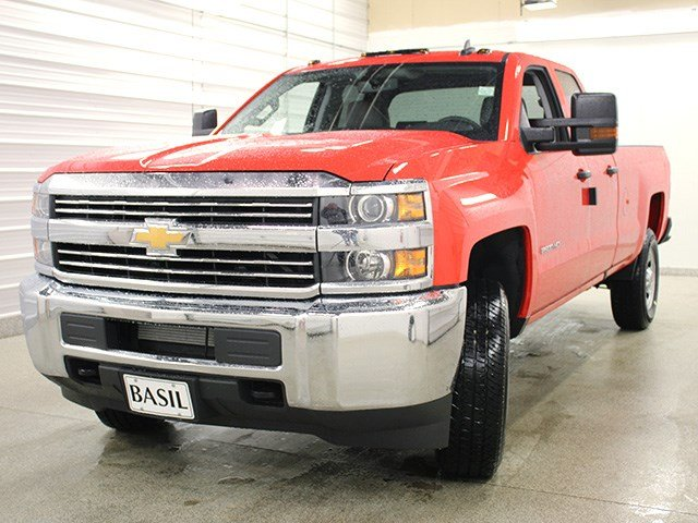2017 Silverado 2500 Double Cab 4x4, Pickup #17C124T - photo 7