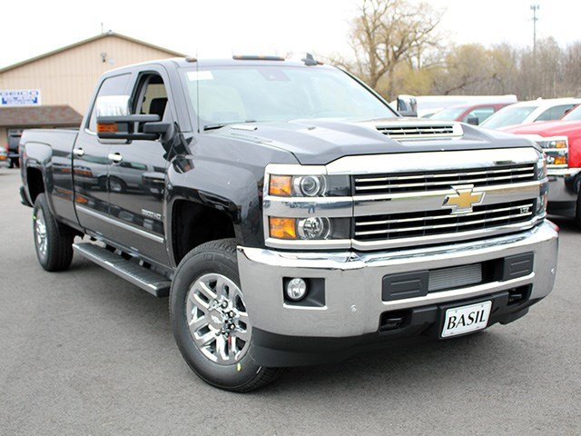 2017 Silverado 3500 Crew Cab 4x4, Pickup #17C125T - photo 8