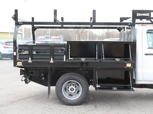 2017 Silverado 3500 Regular Cab,  Knapheide Contractor Body #17C128T - photo 14