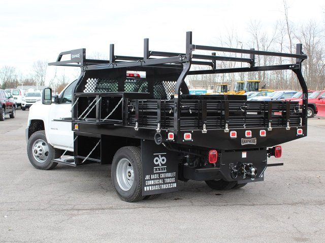 2017 Silverado 3500 Regular Cab,  Knapheide Contractor Body #17C128T - photo 16