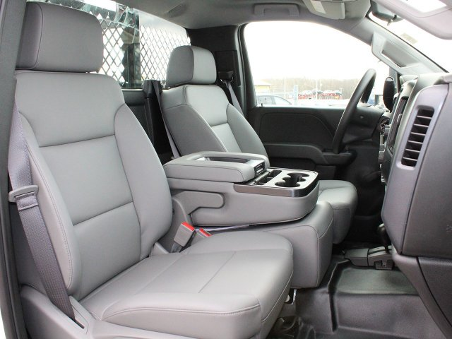 2017 Silverado 3500 Regular Cab DRW 4x4, Knapheide Contractor Body #17C128T - photo 32