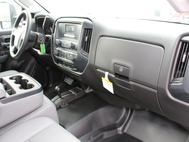 2017 Silverado 3500 Regular Cab DRW 4x4, Knapheide Contractor Body #17C128T - photo 33
