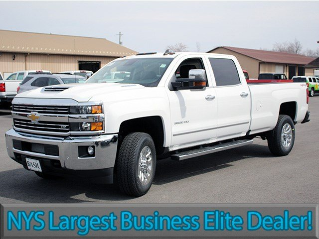 2017 Silverado 3500 Crew Cab 4x4, Pickup #17C129T - photo 3