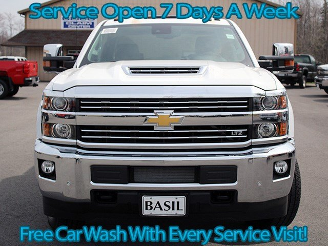 2017 Silverado 3500 Crew Cab 4x4, Pickup #17C129T - photo 5