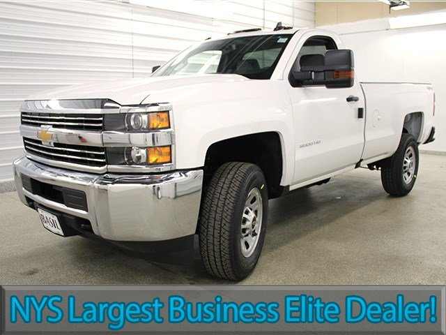 2017 Silverado 3500 Regular Cab 4x4, Pickup #17C138T - photo 3