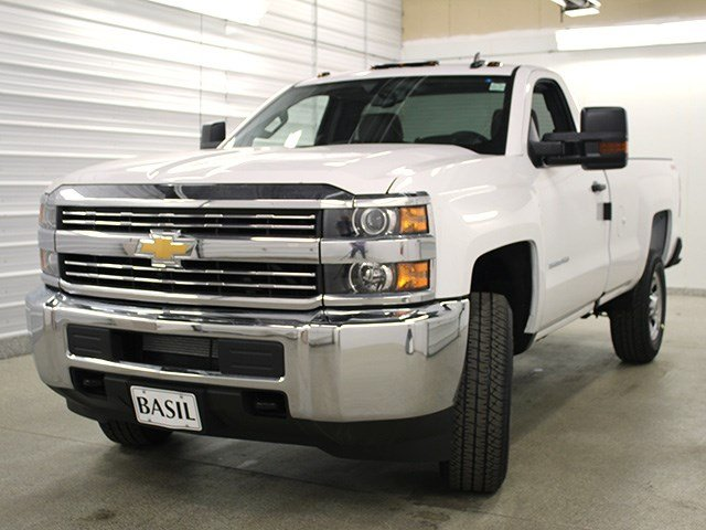 2017 Silverado 3500 Regular Cab 4x4, Pickup #17C138T - photo 7