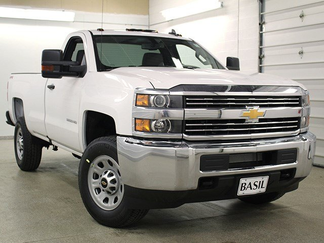 2017 Silverado 3500 Regular Cab 4x4, Pickup #17C138T - photo 8