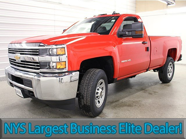 2017 Silverado 3500 Regular Cab 4x4, Pickup #17C163T - photo 3