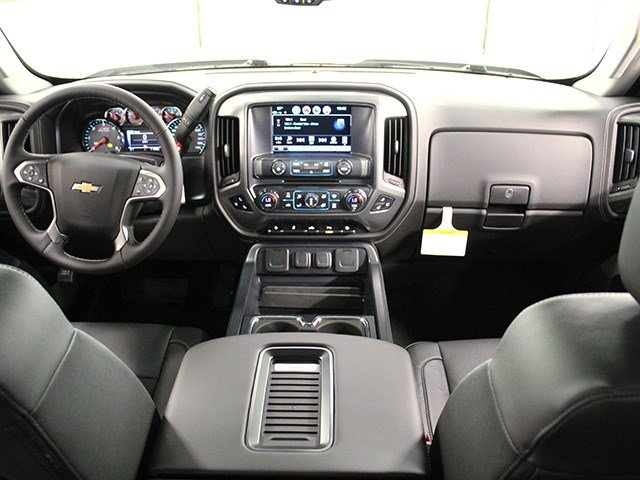 2017 Silverado 2500 Double Cab 4x4, Pickup #17C170T - photo 18